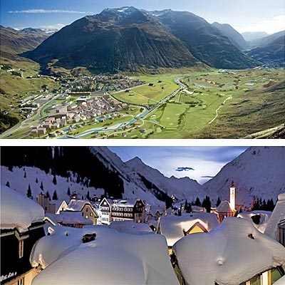 Partneranlass: Tourismus Resort Andermatt – Chance für eine Bergregion
