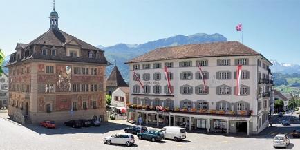 Hotel Wysses Rössli Schwyz