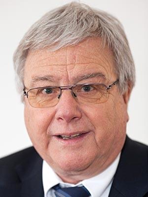 Franz Mattig, Sekretär